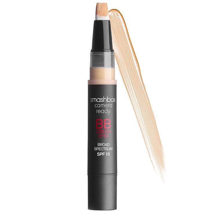 New at #Sephora: Smashbox Camera Ready BB Cream Eyes Broad Spectrum SPF 15 #makeup #concealer