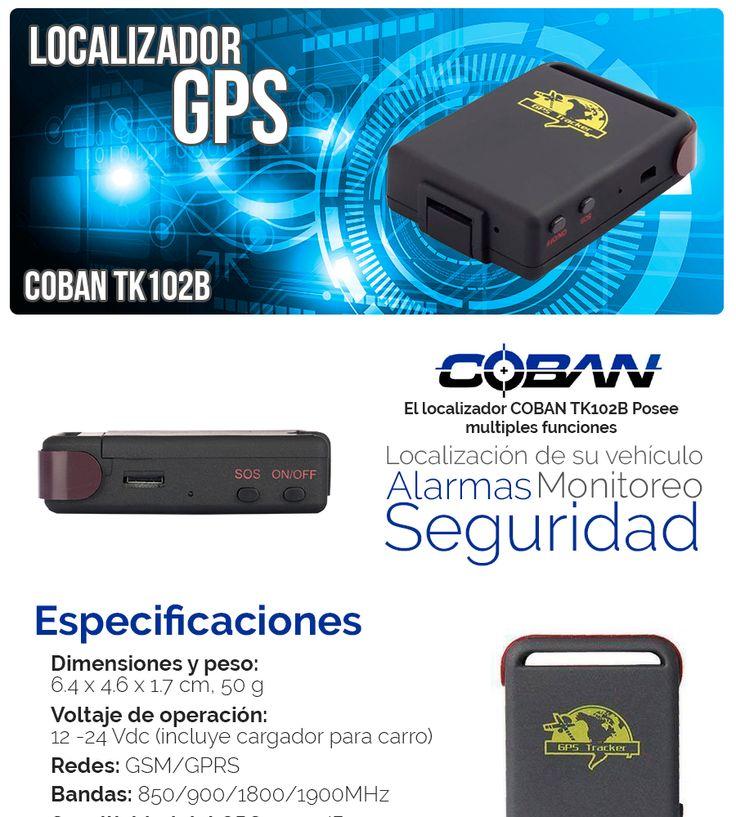 Localizador Gps Tracker Tk102 Accesorios Original + Cargador - $ 99.900
