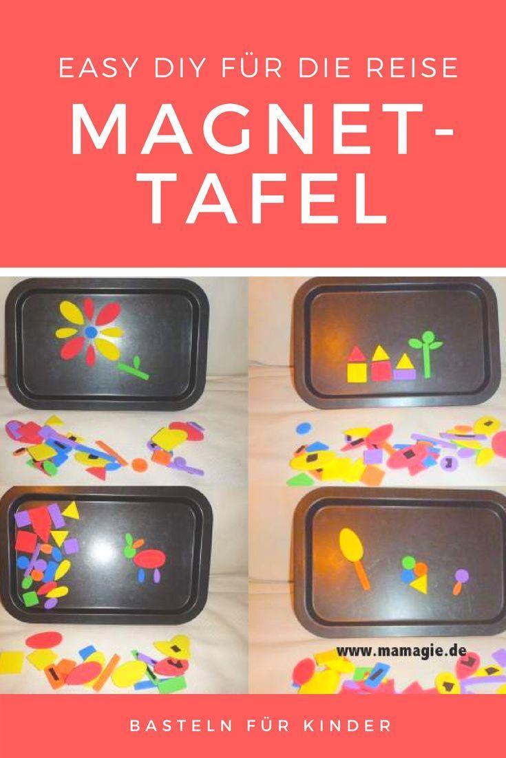 DIY Dienstag: Magnetspiel