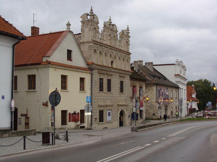 Kazimierz Dolny o poranku