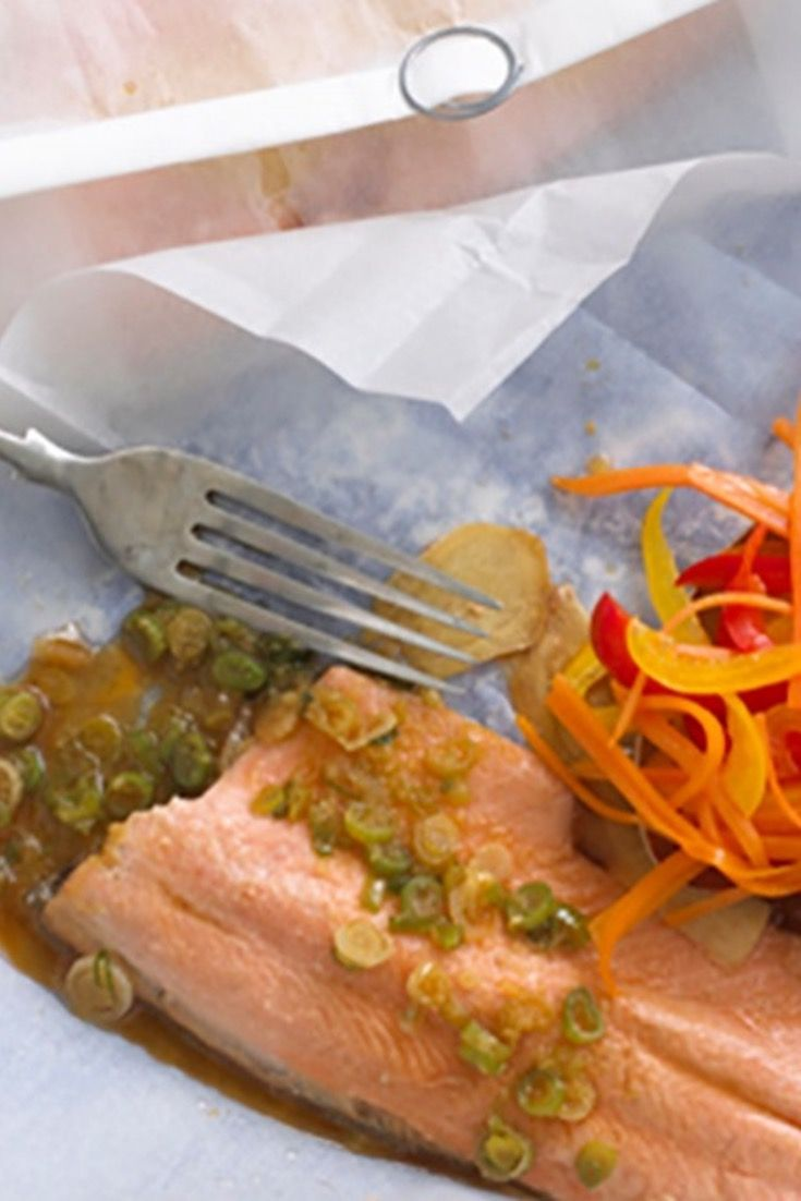 With a milder flavour than salmon, trout is a good fish to try if children find salmon a little overpowering...
