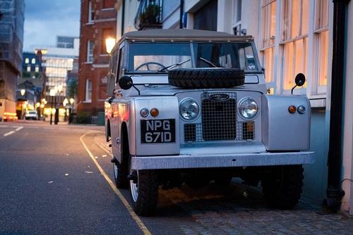 Land Rover Serie 2!!