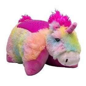 Pillow Pets Dream Lites Unicorn toy gift idea birthday  Order at http://amzn.com/dp/B00A8LU4RK/?tag=trendjogja-20