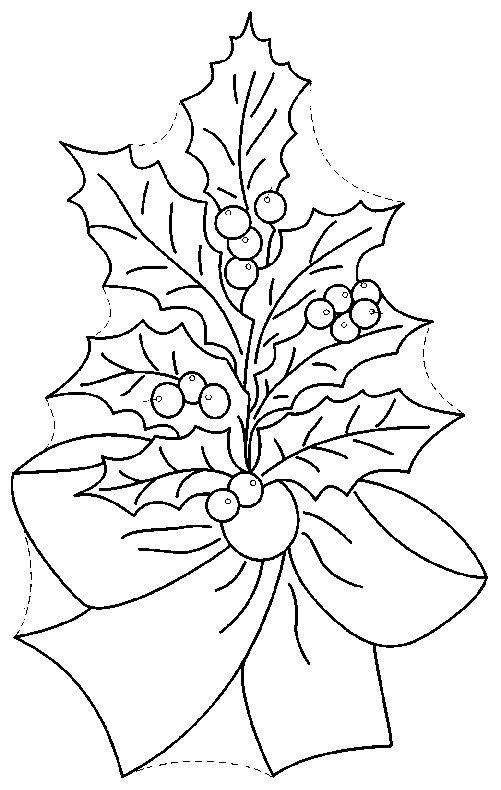 Diseños para pintar manteles navideños - Imagui