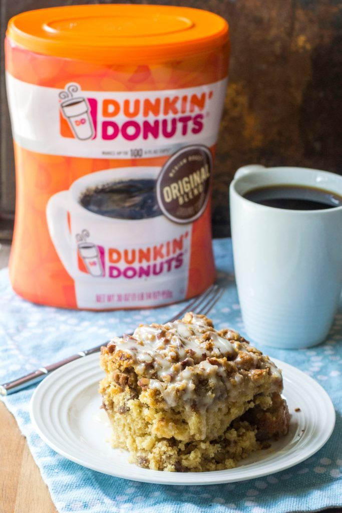 Maple Coffee Cake Recipe The Best Way To Start Pinterest