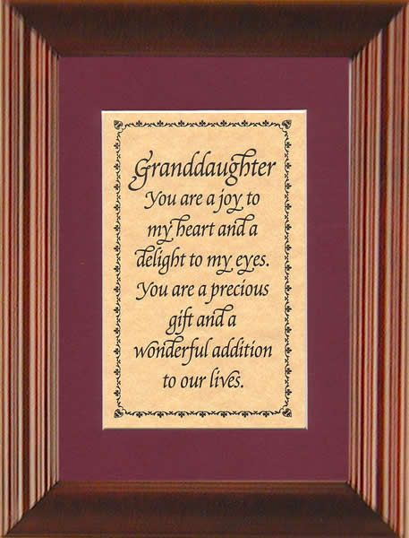 Granddaughter Quotes | Image Detail For Extended Family Granddaughter Grand Daughters