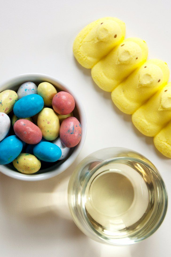 We Paired Easter Candy With Wine Because You Deserve It
