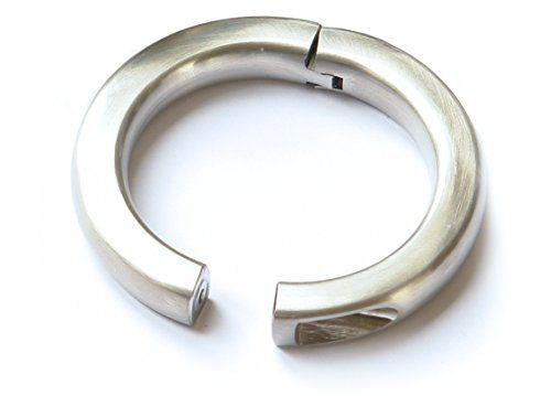 Cockring 10 mm x 45 mm x 65 mm breit mit Gelenk
