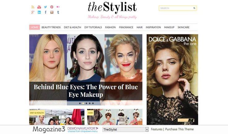 14 best Temas Para WordPress images on Pinterest | Design web ...