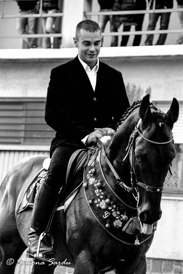 Ardia San Raffaele a Sindia. (Ritratto di un Cavaliere)Ph Simona Sardu