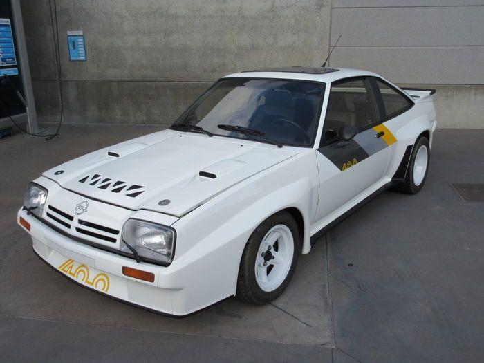 Opel Manta B2 400 Replica - 1984