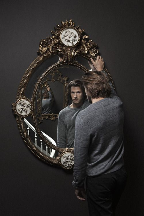 Mirror on the wall.