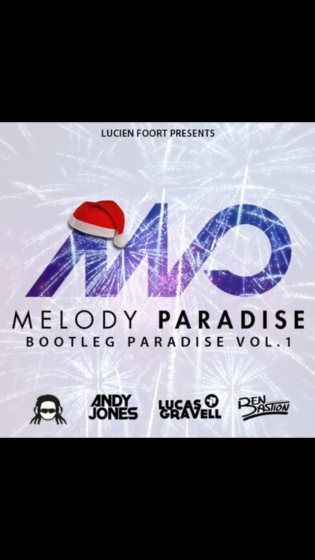 "Melody Paradise x-mas gift! ""Bootleg Paradise Vol. 1"" (4 bootlegs) Bootlegs by: Lucien Foort, Andy Jones, Lucas Gravell, Ben Bastion"