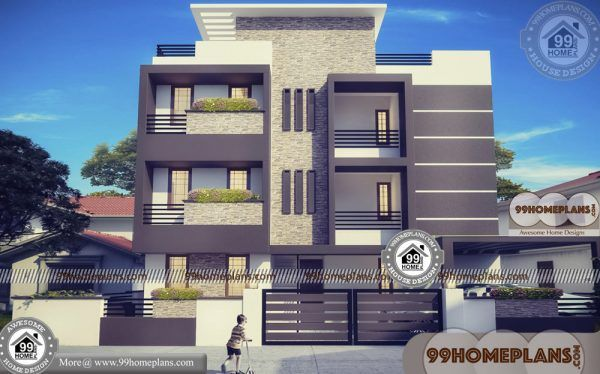 Sun City Floor Plans 90 3 Storey Residential House Floor Plan