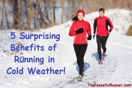 The hardest part of running in cold weather is the motivation to get out there. But when you realize just how beneficial cold weather running can be, you may be eager to run on the next cold day.