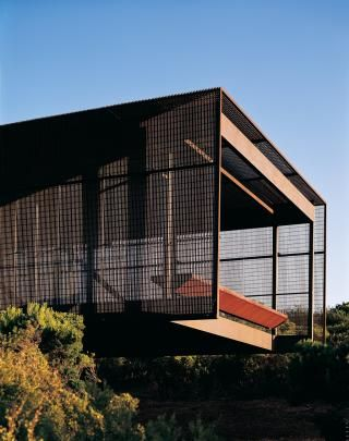 Casa de Playa en St Andrews por SGA: Sean Godsell Architects, Australia