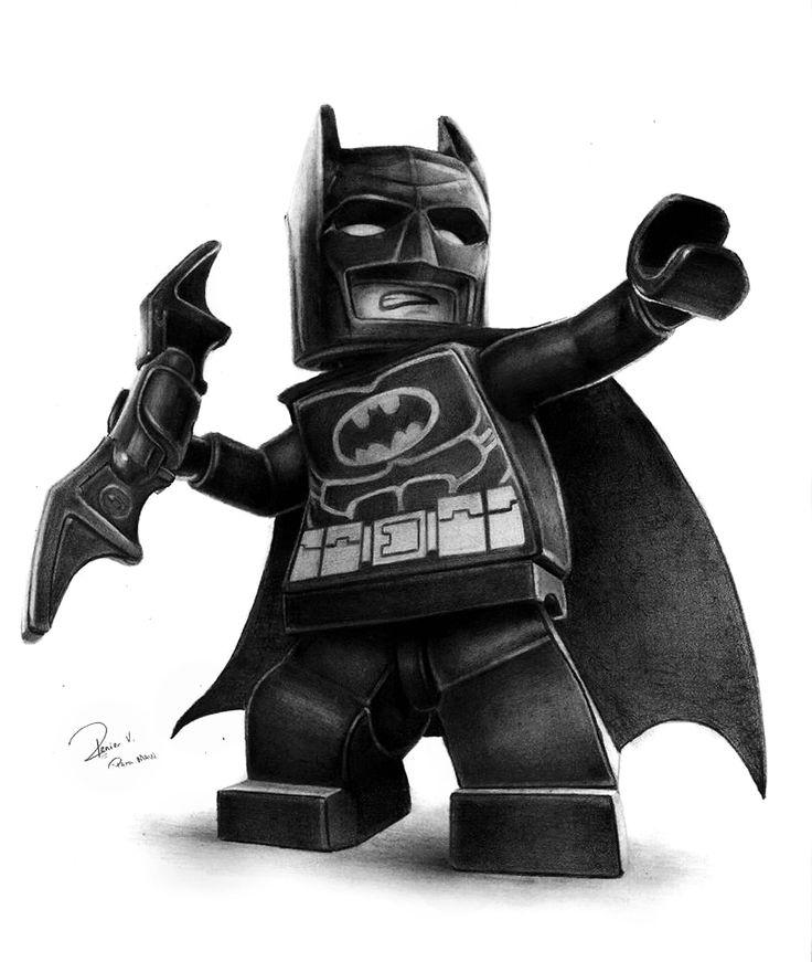 Lego Batman Arkham Knight: 1899 Best Batman Images On Pinterest