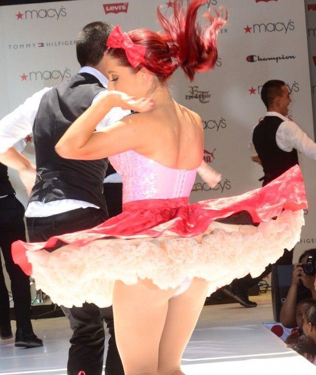 Think, that Ariana grande victoria justice bikini