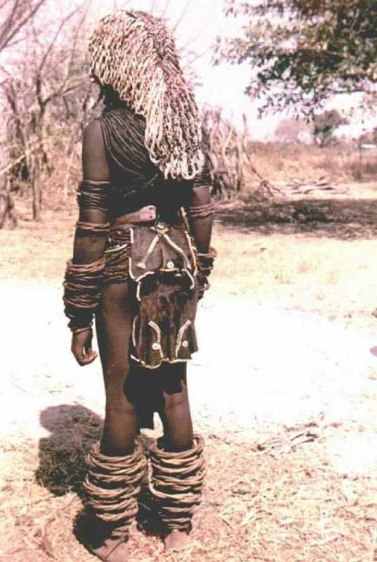 22 best Beaded head of the Muila and Himba of Angola images on ...  Htm on