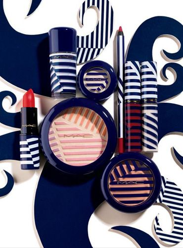 MAC - Hey Sailor makeup collection summer 2012