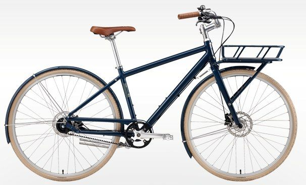 Fancy - Belt drive bicycles Globe Bicycles Live 3 – Men's style and design from Men and Women of Industry