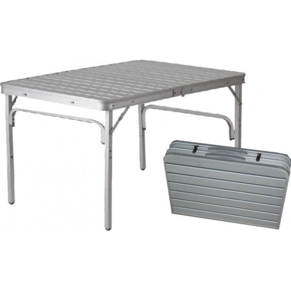 Table plainte cc aluminium valise petit mod le folding desk table pinterest camping et - Table camping valise ...