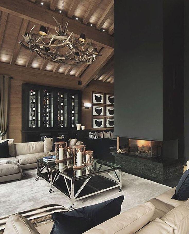 Oltre 25 fantastiche idee su arredamento rustico moderno for Nuove case in stile fattoria