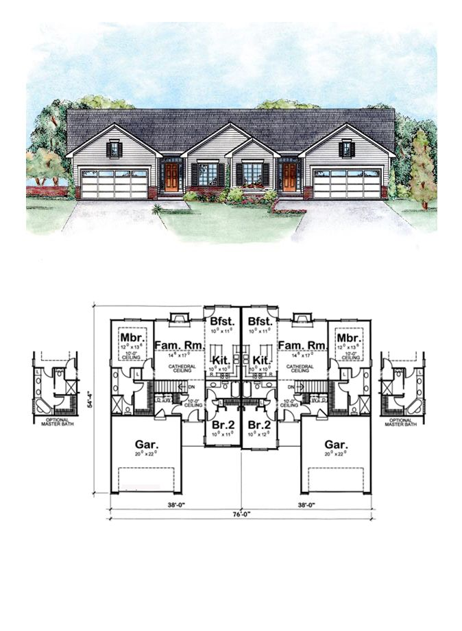 125 best images about duplex apartment plans on for Garage apartment plans 4 bedroom