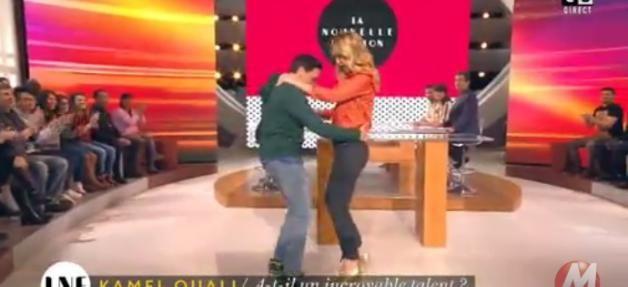 """Dans """"La nouvelle édition"""", Daphné Bürki dévoile son talent de ... danseuse! - Regardez"""
