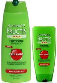 FREE Garnier Fructis Fall Fight Shampoo and Conditioner Sample on http://hunt4freebies.com