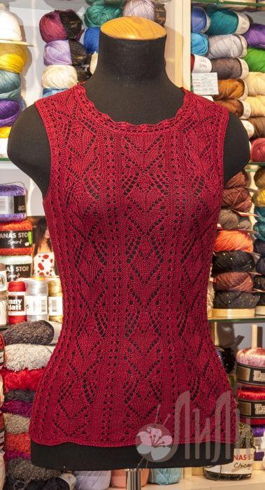 Пряжа на лето для ручного вязания крючком и спицами. Женское летнее вязание - купить пряжу для шапочек, кофточек, кардиганов и топов в СПб