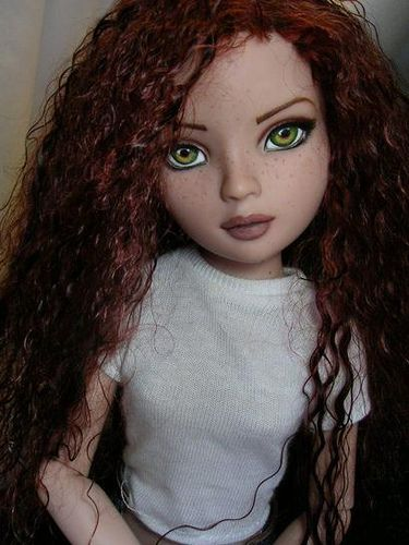 ~ Custom Doll Hair ~