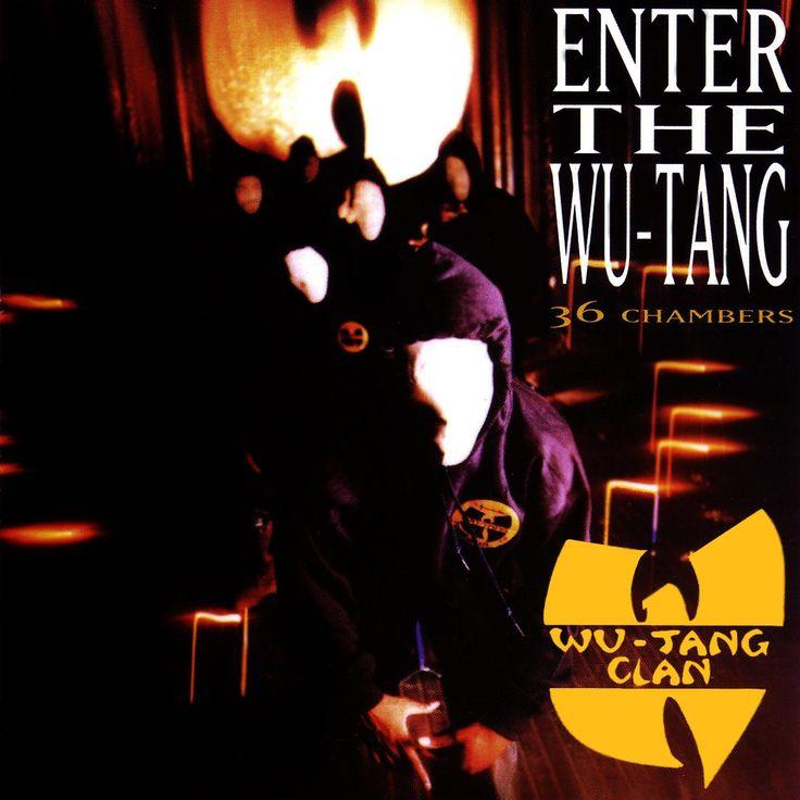 CLASSIC! Wu-Tang Clan - Enter The WU-TANG 36 Chambers