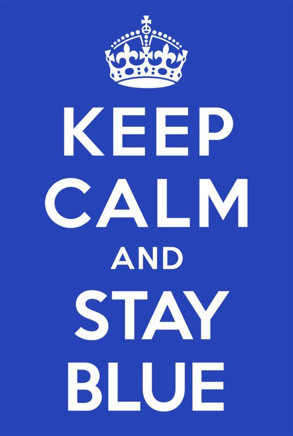 ~ ♥ ~ j'adore bleu ~ ♥ ~ ...Keep Calm and Stay Blue
