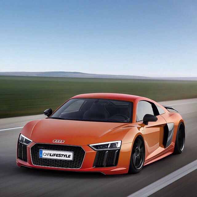 Audi R8 2016...