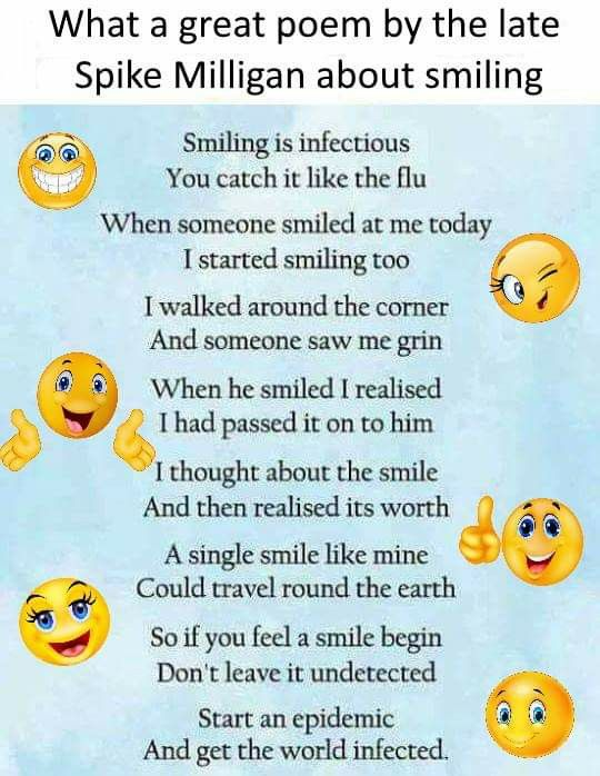 Thoughts... image by Lorraine | Spike milligan, Smile thoughts ...