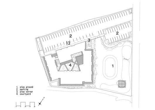 D.S Nursery,Site Plan