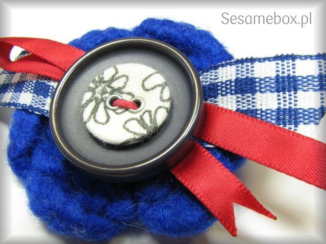 Back to school or 4th of July, would be nice to have it! more on sesamebox.pl