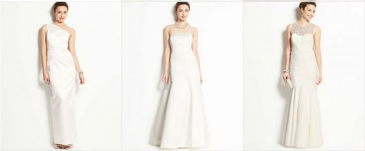 Stunning Ann Taylor Wedding Dresses for 2014 | Team Wedding Blog