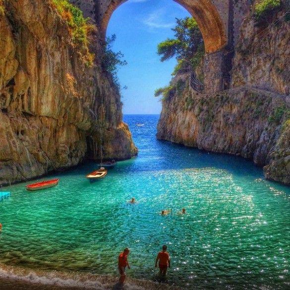 ITALIEN Ein Stück Paradies an der Amalfiküste in Furore
