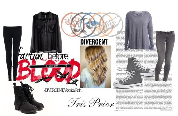 Tris and Four Divergent | Tris' Dauntless and Abnegation ...