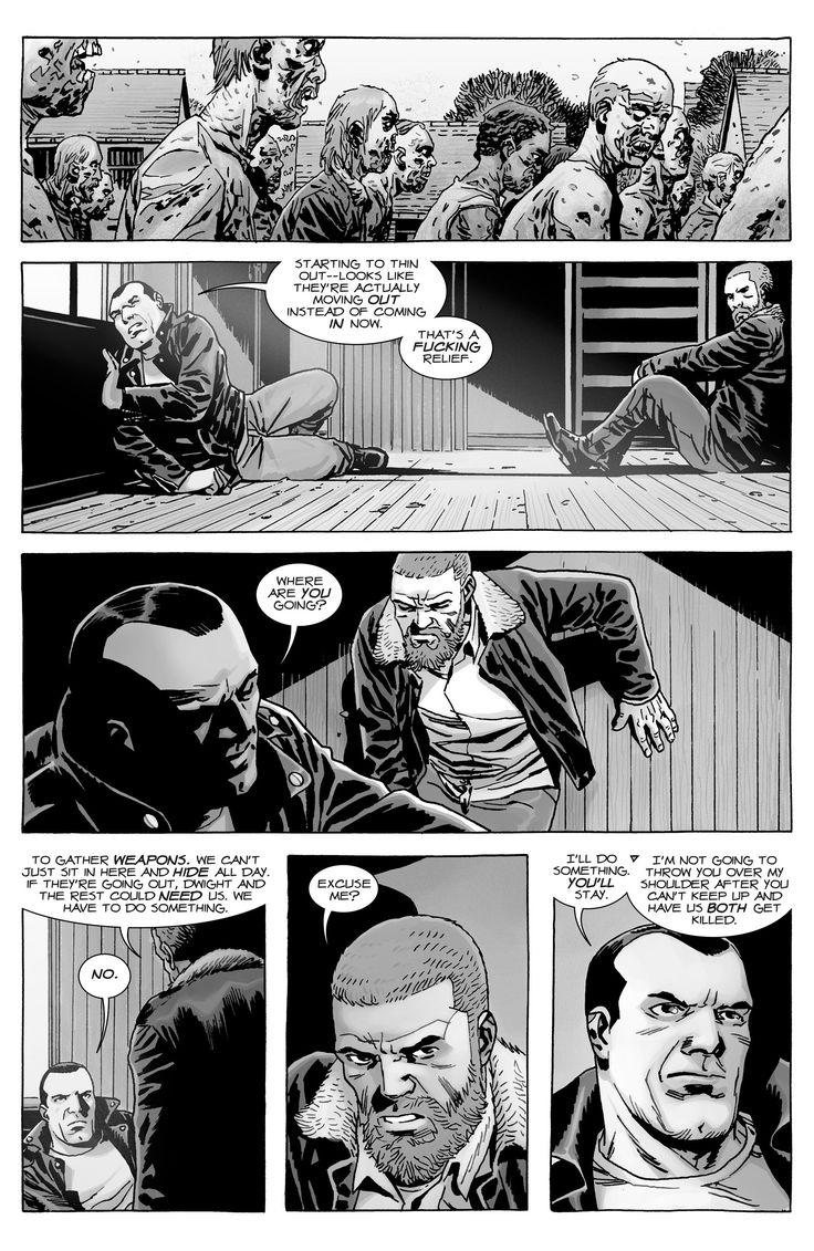 The Walking Dead Issue #164  Read The Walking Dead Issue #164ic Online
