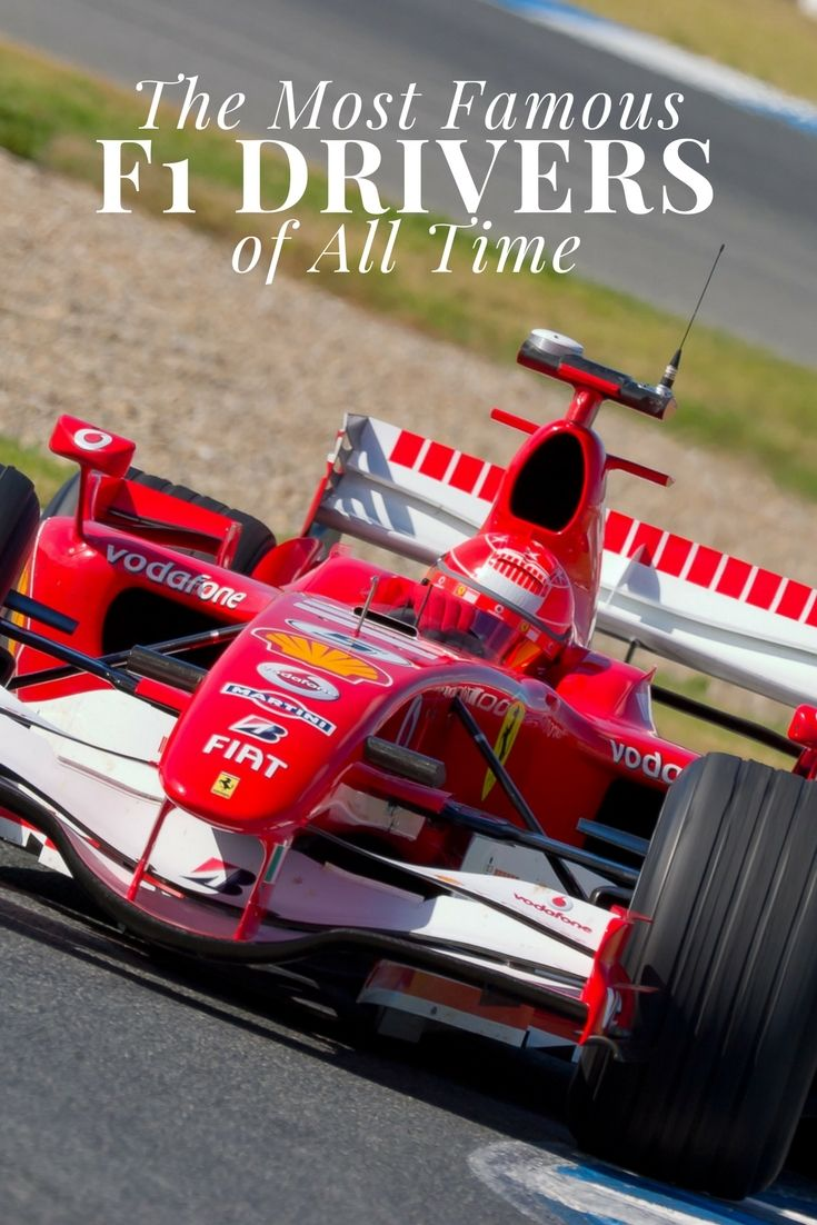 The Most Famous F1 Drivers Of All Time Discover Luxury In 2020 F1 Drivers Renault Formula 1 All About Time