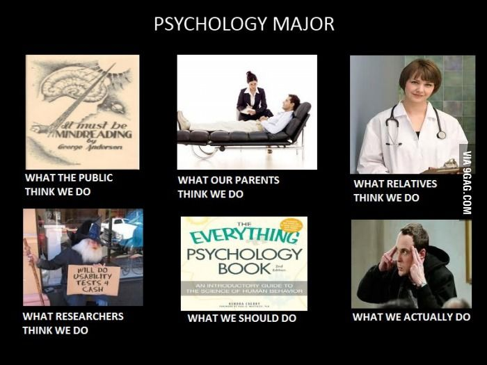 Psychology major?