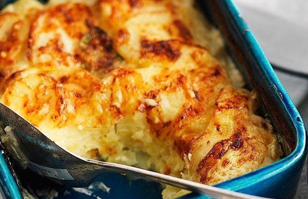 Dauphinoise Potatoes - Unislim