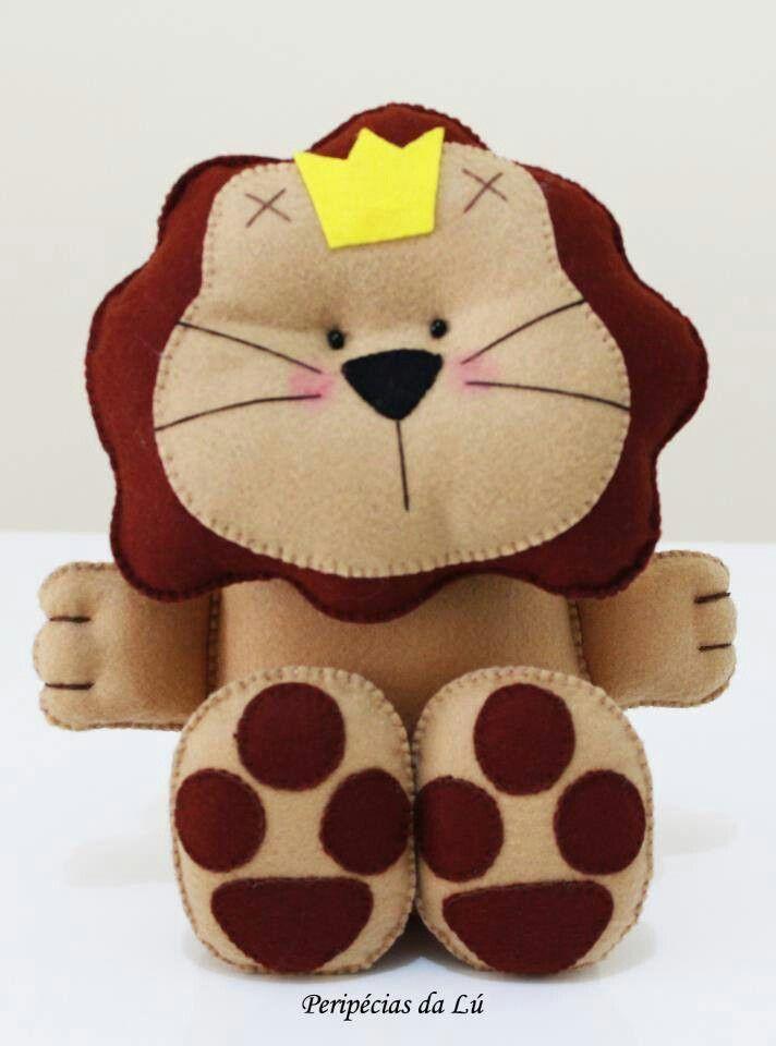 Le roi des animaux !
