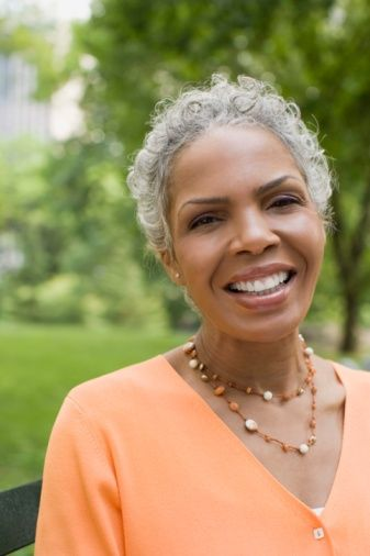 Grey Hair African American Woman: 17 Best Images About Older African American Women