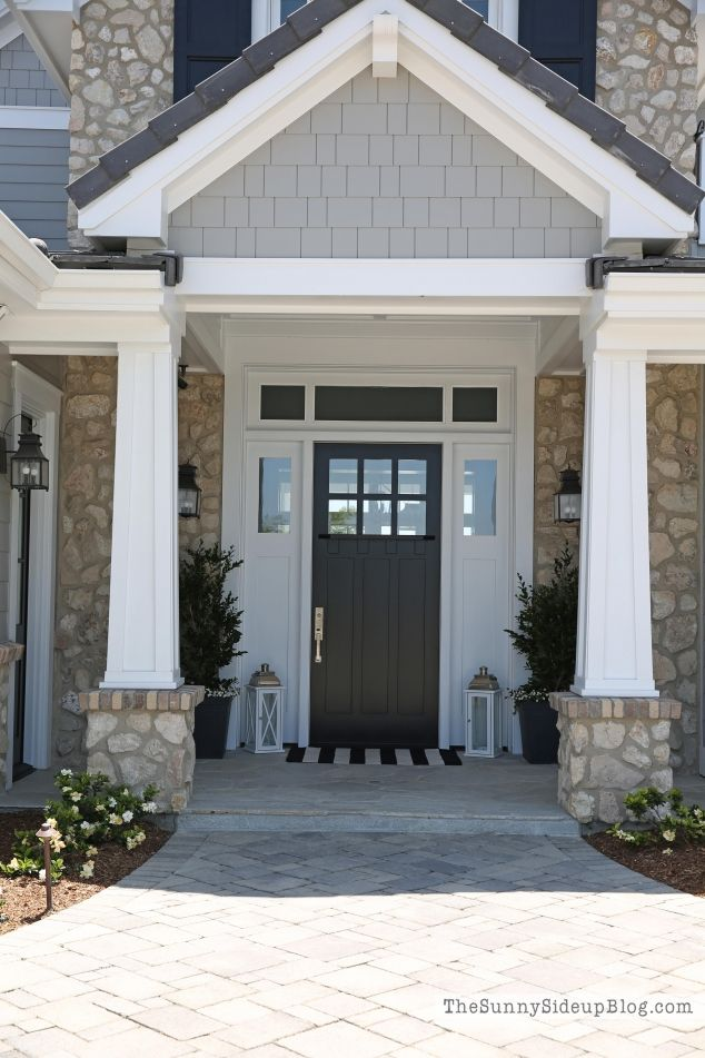 1000 Ideas About Front Porch Columns On Pinterest Porch