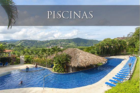 Ubicado en Costa Rica Este hotel de cuatro estrellas ofrece 106 villas completamente equipadas, la mayoría con vista panorámica del Golfo de Papagayo en el mejor sistema Todo Incluido.