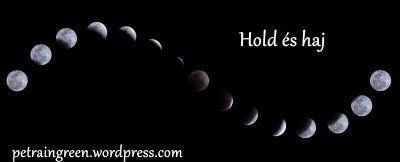 Hold és haj, Hajápolás a holdfázisok függvényében  #hajnövesztés#holdfázis@Petraingreen